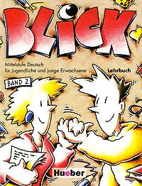 Blick 2: Lehrbuch,