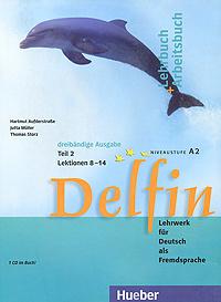 Delfin: Lehrbuch + Arbeitsbuch (+ CD),