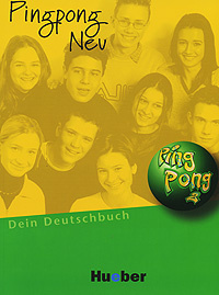 Pingpong Neu 2: Dein Deutschbuch,