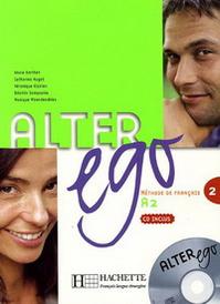 Alter ego, A2: Methode de francais (+ CD-ROM),