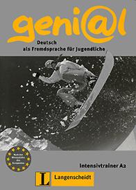Geni@l: Deutsch als Fremdsprache fur Jugendliche: Intensivtrainer A2,