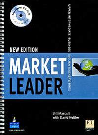 Market Leader Upper-intermediate Teacher's Book (+ CD-ROM),