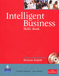 Intelligent Business: Upper-Intermediate: Skills Book (+ CD-ROM),