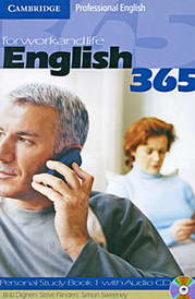English365: Personal Study Book 1: For Work and Life (+ CD-ROM),