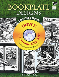Bookplate Designs (+ CD-ROM),