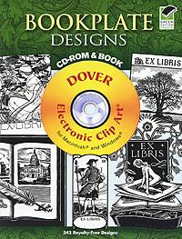 Bookplate Designs (+ CD-ROM),
