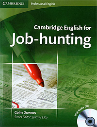 Cambridge English for Job-Hunting (+ CD),