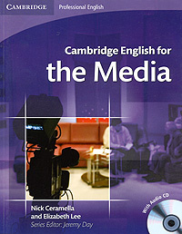 Cambridge English for the Media (+ CD),
