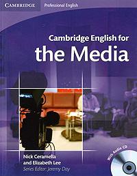 Cambridge English for the Media (+ CD),
