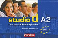 Studio d A2: Vokabeltaschenbuch,