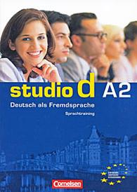 Studio d A2: Deutsch als Fremdsprache: Sprachtraining,