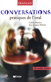 Conversations pratiques de l'oral (+ CD),