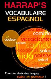 Harrap's: Vocabulaire espagnol,