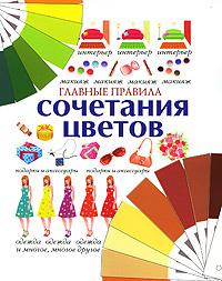Главные правила сочетания цветов,