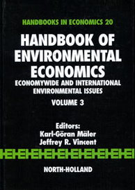 Handbook of Environmental Economics: Volume 3: Economywide and International Environmental Issues,