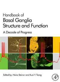 Handbook of Basal Ganglia Structure and Function, Volume 20 (Handbook of Behavioral Neuroscience),