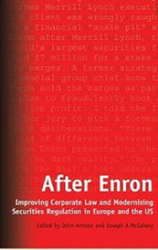 After Enron,
