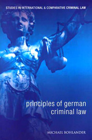 Principles of German Criminal Law,
