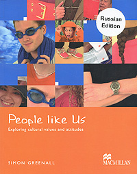 People Like Us: Exploring Cultural Values and Attitudes (+ 2 CD-ROM),