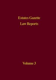 EGLR 2009 Volume 3 plus Cumulative Index,,