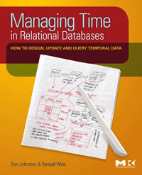 Managing Time in Relational Databases,,