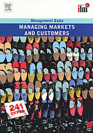 Managing Markets & Customers,