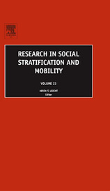 Research in Social Stratification and Mobility,23,