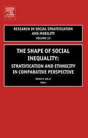 The Shape of Social Inequality,22,