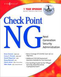 Checkpoint Next Generation Security Administration,,