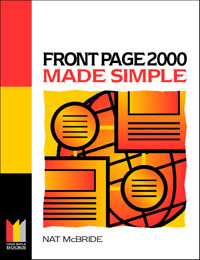 Frontpage 2000 made simple,,