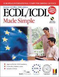 ECDL/ICDL 3.0 Made Simple (Office 2000 Edition, Revised),,