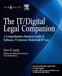 The IT / Digital Legal Companion,