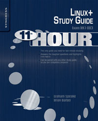 Eleventh Hour Linux+,,