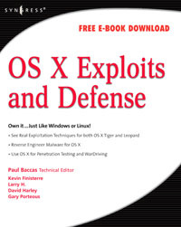 OS X Exploits and Defense,,
