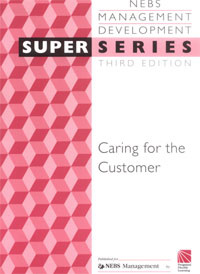 Caring for the Customer SS3,