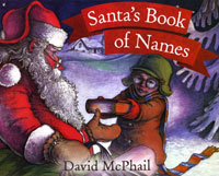 Santa's Book of Names,