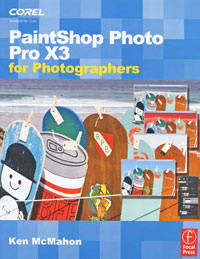 PaintShop Photo Pro X3 For Photographers,
