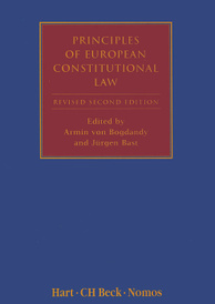 Principles of European Constitutional Law,