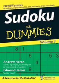 Sudoku For Dummies®,