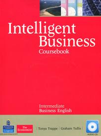 Intelligent Business: Intermediate: Coursebook (+ CD),
