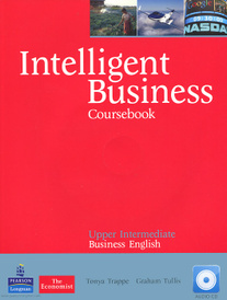 Intelligent Business: Upper Intermediate: Coursebook (+ CD-ROM),