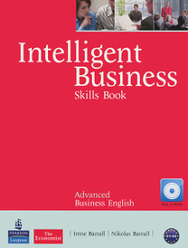 Intelligent Business: Advanced: Skills Book (+ CD-ROM),
