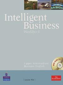 Intelligent Business: Upper Intermediate: Workbook (+ CD-ROM),