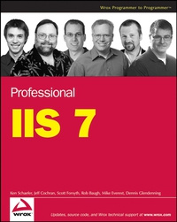 Professional IIS 7,