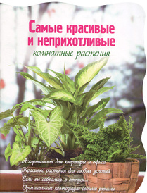 Самые красивые и неприхотливые комнатные растения, Е. Волкова