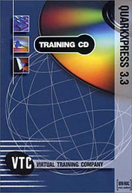 Quarkxpress 3.3 VTC Training CD (+ CD-ROM),