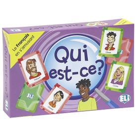 Qui Est-ce? (набор из 66 карточек),