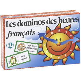 Les dominos des heures (набор из 48 карточек),