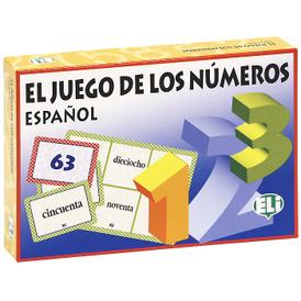 El Juego De Los Numeros (набор из 136 карточек),