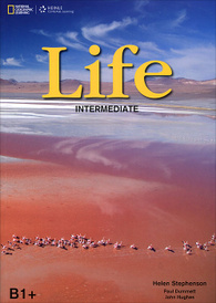 Life Intermediate B1+ (+ DVD-ROM),
